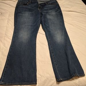 Lucky brand jeans Ginger boot cut